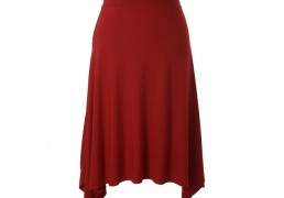 drape-skirt-red
