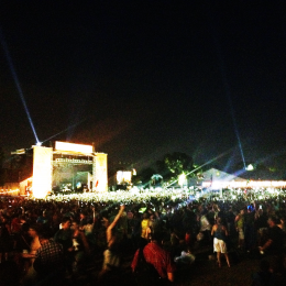 2013 ACL Festival